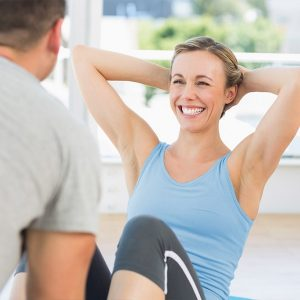 one on one private personal training