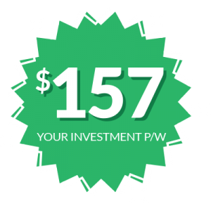 Investment price